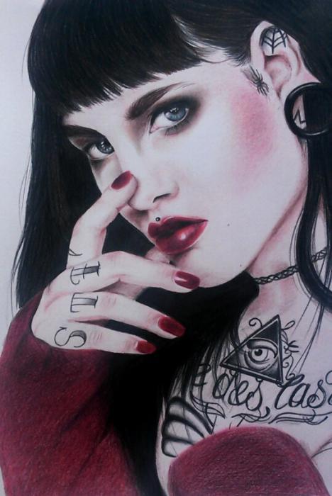 Jane Dean by Nicole91